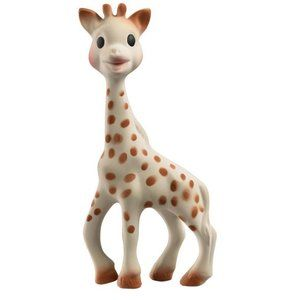 👶 Sophie The/La Giraffe Teether Baby Toy